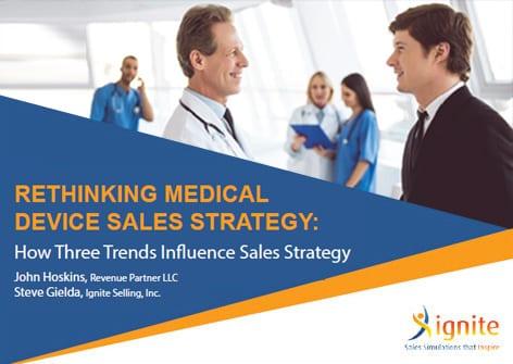 rethinking medical sales strategy
