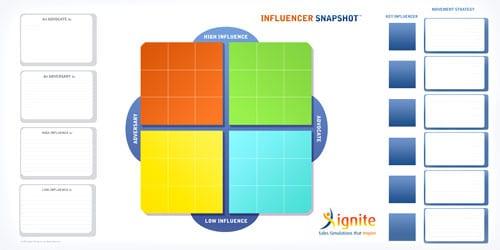 influencer snapshot image