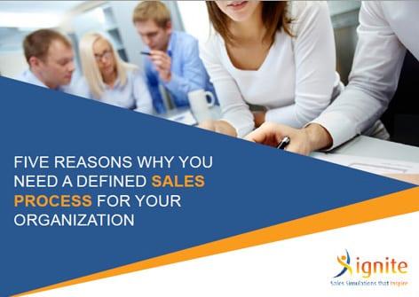 defined sales process