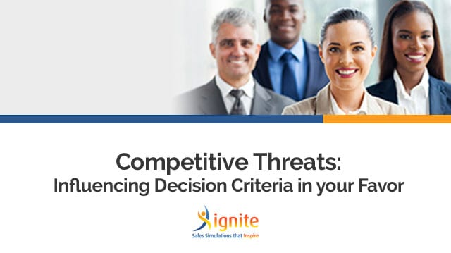 Competitive Threats