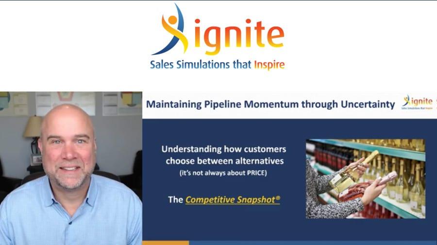 Competitive Snapshot – Maintaining Pipeline Momentum Through Economic Uncertainty