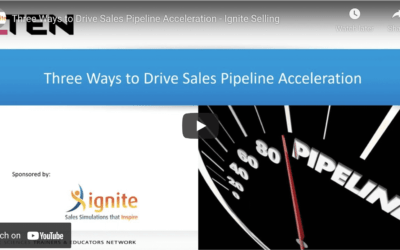 Three Ways to Drive Sales Pipeline Acceleration
